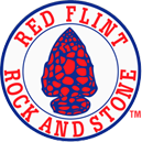 Red Flint Rock and Stone