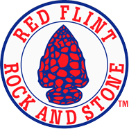 Red Flint Rock and Stone logo