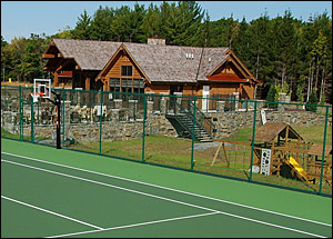 Private Rec Center at Hallie Ridge