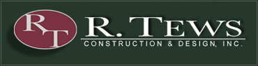 R. Tews Construction logo